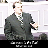 Wholeness in the Soul