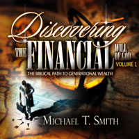 Discovering the Financial Will of God (Vol 1)